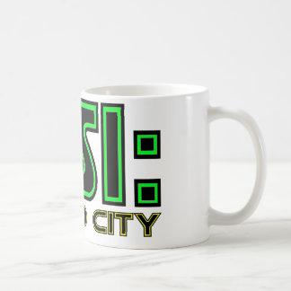 CSI Cloud City Coffee Mug