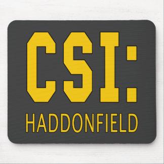 CSI: Haddonfield IL Products Mouse Pad