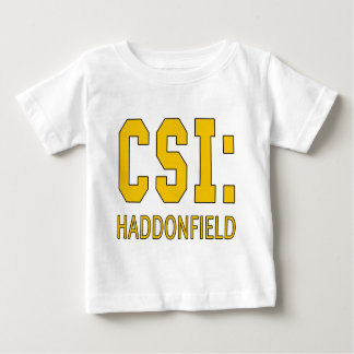 CSI: Haddonfield IL Products Tshirt