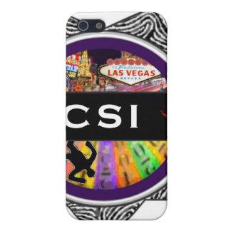 CSI Las Vegas iPhone 4/4S Case