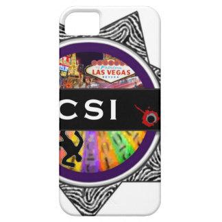CSI Las Vegas TV Show iPhone 5 Case