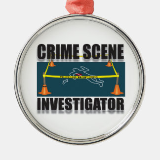 CSI METAL ORNAMENT
