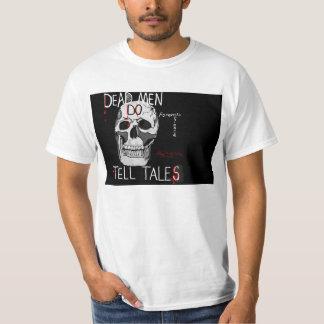 CSI shirt skull