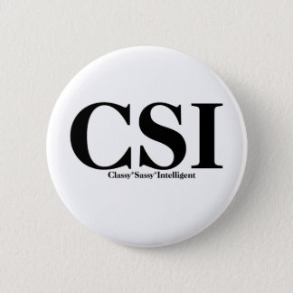 CSI T-shirts and Gifts. Button
