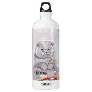 ©CSiravo de Sr. Grumps del gato del sushi