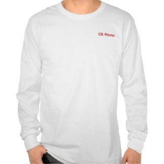 CSL Plasma Long Sleeved Men s T-Shirts