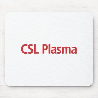 CSL Plasma Mouse Pad - white