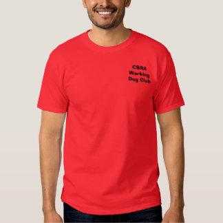 CSRA Working Dog Club Tee Shirt