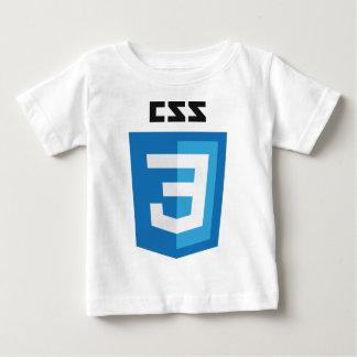CSS3 Logo Baby T-Shirt