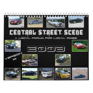 css #1 calendario de pared