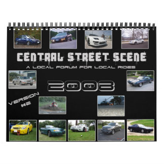 Css 2 calendario de pared