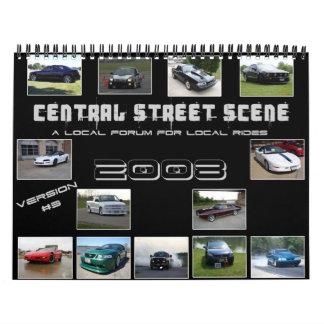 css #3 calendarios de pared