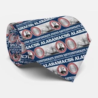 CSS Alabama (CSN) Corbata Personalizada