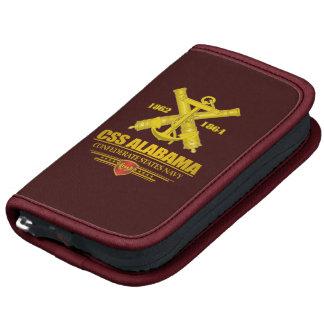 CSS Alabama (Navy Emblem) Folio Planners