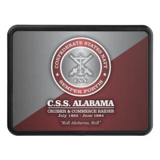 CSS Alabama (SF) Trailer Hitch Cover