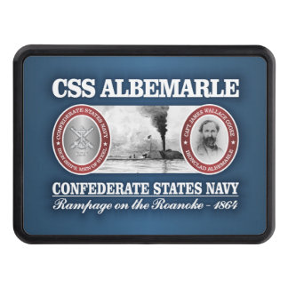 CSS Albemarle (CSN) Hitch Cover