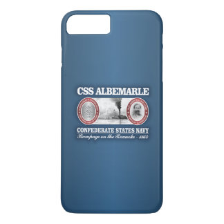 CSS Albemarle (CSN) iPhone 8 Plus/7 Plus Case