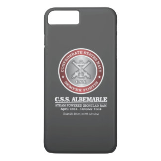 CSS Albemarle (SF) iPhone 8 Plus/7 Plus Case