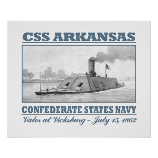 CSS Arkansas Poster