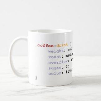 CSS Coffee Coffee Mug