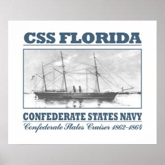 CSS Florida Poster
