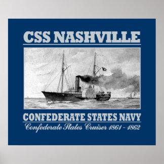 CSS Nashville Poster