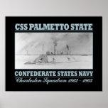 CSS Palmetto State (B) Print