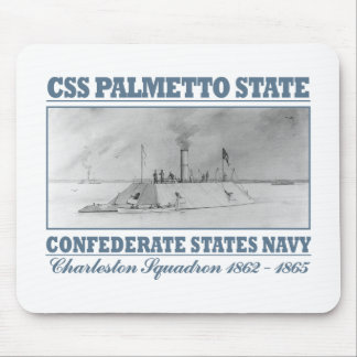 CSS Palmetto State Mouse Pad