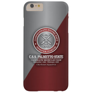 CSS Palmetto State (SF) Barely There iPhone 6 Plus Case