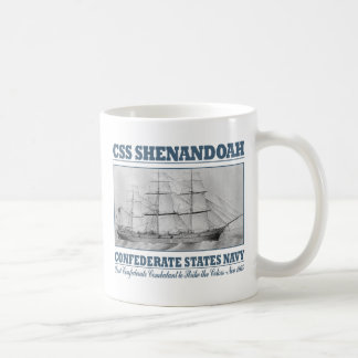 CSS Shenandoah Coffee Mug