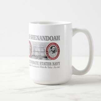 CSS Shenandoah (CSN) Coffee Mug