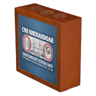 CSS Shenandoah (CSN) Pencil Holder