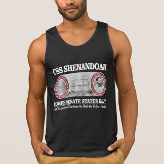 CSS Shenandoah (CSN) Playeras Con Tirantes