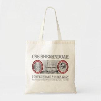 CSS Shenandoah (CSN) Tote Bag