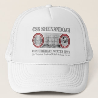 CSS Shenandoah (CSN) Trucker Hat