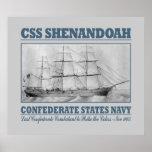 CSS Shenandoah Poster