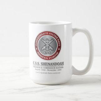 CSS Shenandoah (SF) Coffee Mug