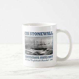 CSS Stonewall Coffee Mug