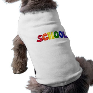 CSSW COLORFUL SCHOOL SCRAP-BOOKING GRAPHIC ART EDU T-Shirt