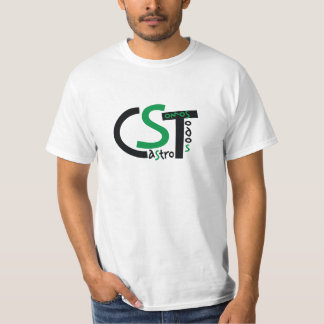CST clear t-shirt great logo