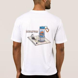 CSUF Geology Club Microfiber Tee Shirts