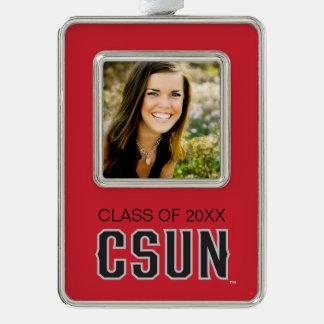 CSUN Graduation Ornament