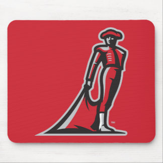 CSUN Matador - Red Mouse Pad
