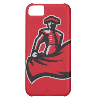 CSUN Matador with Cape - Red iPhone 5C Case
