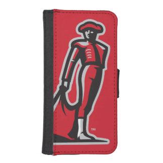 CSUN Matador with Cape - Red iPhone SE/5/5s Wallet