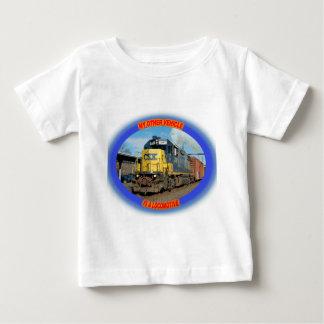 CSX Locomotive Baby T-Shirt
