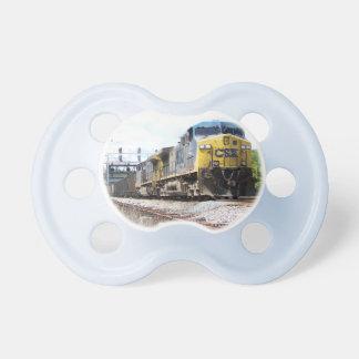 CSX Railroad AC4400CW #6 With a Coal Train BooginHead Pacifier