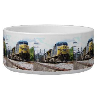 CSX Railroad AC4400CW #6 With a Coal Train Bowl