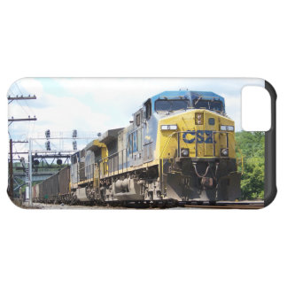 CSX Railroad AC4400CW #6 With a Coal Train Case For iPhone 5C