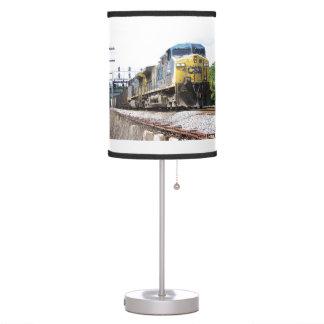CSX Railroad AC4400CW #6 With a Coal Train Lamps